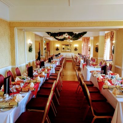 Palm Court Hotel Facilities Christmas