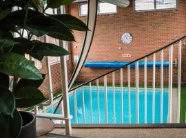 Palm Court Hotel Heated Swimming Pool